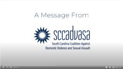 A message from SCCADVASA